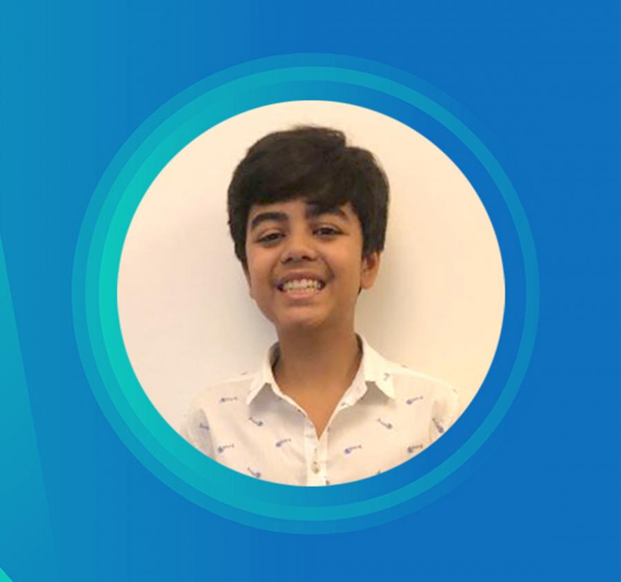 Yuvraj Mathrani <br />Raffles World Academy